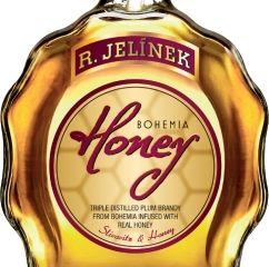Obrázok Bohemia Honey budík 35% 0,70 L