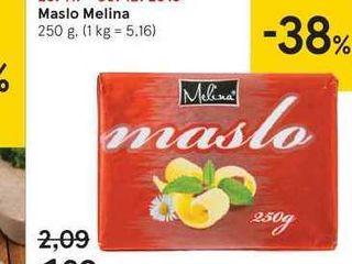 Maslo Melina, 250 g