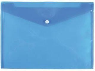 Obálka plastová s drukom DL modrá ARO 5ks