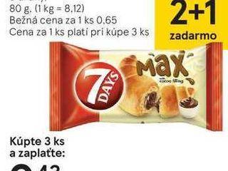 7Days max kakao, 80 g