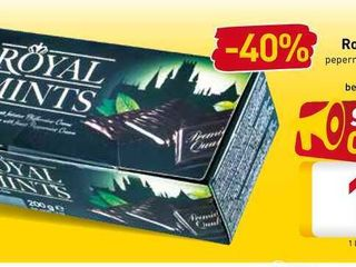 Royal Mints  200 g