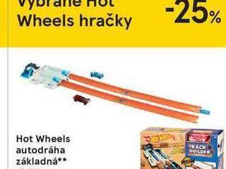 Hot Wheels autodráha základná