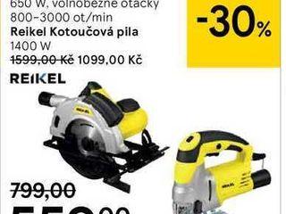 Reikel Kotoučová pila 1400W