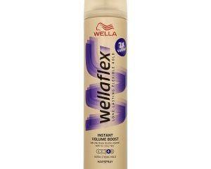 Wella Wellaflex Instant volume boost lak pro okamžité zvětšení objemu vlasů 250ml