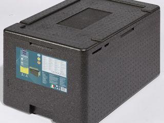 Thermobox EPP GN1/1 52 l čierny Metro Professional 1ks