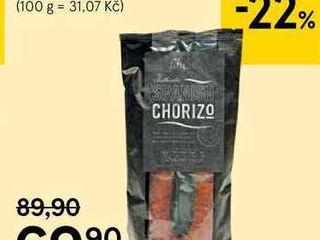 Tesco fnest Chorizo klobása, 225 g