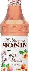 Obrázok Monin White Peach 0,70 L
