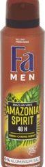 Obrázok Pánsky dezodorant v spreji Brazilian Vibes Amazonia Spirit, 150 ml