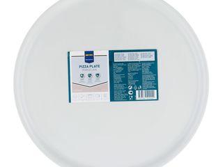 Tanier na pizzu Sarin porcelánový 31 cm Metro Professional 1 ks