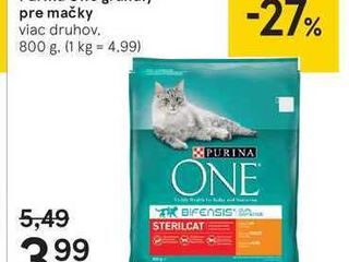 Purina ONE, 800 g