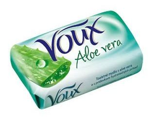 Voux Aloe vera toaletné mydlo 1x100 g