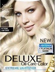Palette deluxe XL9 platinová blond 1x1 ks
