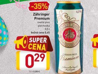 Zähringer Premium  0,5 l