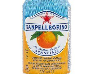 Sanpellegrino Aranciata 0,33 l
