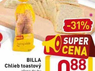 Obrázok  BILLA Chlieb toastový  500 g