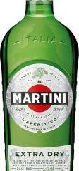 Obrázok Martini Extra Dry 18% 0,75 L