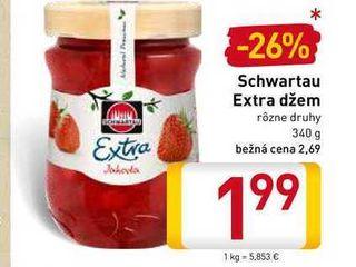 Schwartau Extra džem 340 g