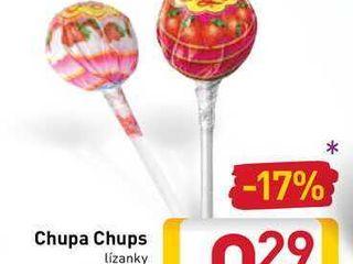 Obrázok   Chupa Chups lízanky 12 g