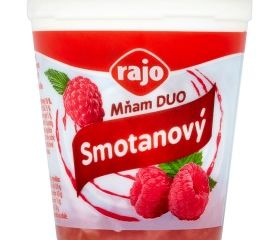 Rajo Mňam Duo Smotanový jogurt 145 g